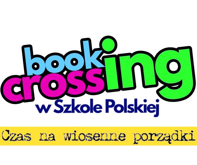 Bookcrossing LOGO~CLAIM