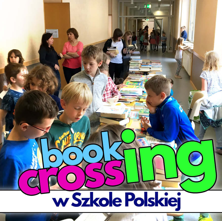 Wiosenny Bookcrossing w SPK 2017